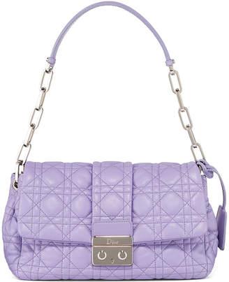 Christian Dior Quilted Leather Shoulder Bag