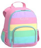 Pottery Barn Kids Pre-K Backpack, Fairfax Rainbow Stripe