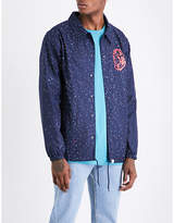 Billionaire Boys Club Galaxy Coach shell jacket