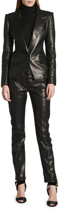 Tom Ford Shaped Leather Jacket