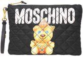 Moschino Printed Clutch