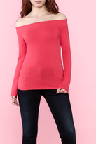 Yumi Off Shoulder Sweater