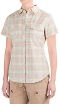 Woolrich Spoil Her Shirt - Short Sleeve (For Women)