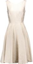 Dolce & Gabbana Cotton and silk-blend cloqué dress