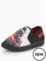Marvel Star Wars Boys Light Up Slippers