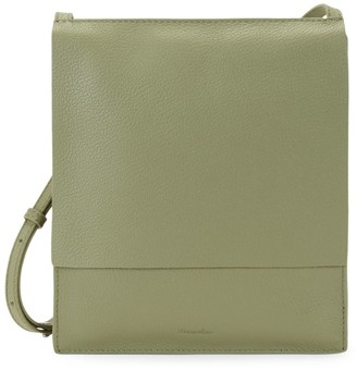 Steven Alan Martin Flap Leather Crossbody Bag