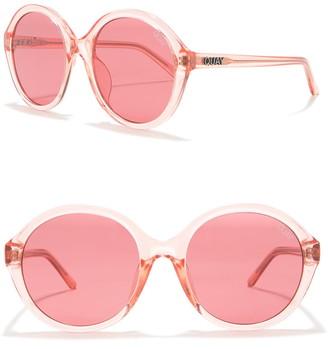 Quay Tinted Love 55mm Sunglasses