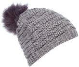 Linea Cable knit hat