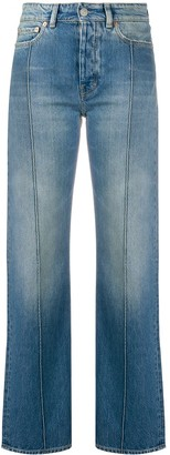 Our Legacy Mid Rise Straight Leg Jeans