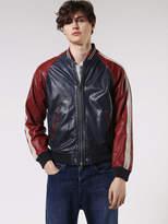Diesel DieselTM Leather jackets 0DAMJ - Blue - XXL