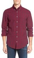 Gant Slim Fit Gingham Seersucker Sport Shirt