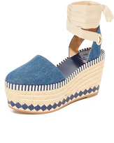Tory Burch Dandy Espadrille Wedges