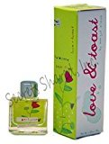 Love + Toast Love & Toast Paper Flower .33 oz Perfume Little Luxe and 1.25/35g Handcreme Set