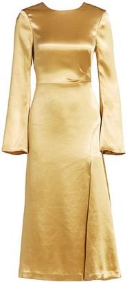Cinq à Sept Paulena Satin Dress