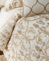 Isabella Collection Queen Adele Duvet Cover