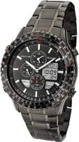 Accurist Men's Quartz Watch with Dial Chronograph Display and Grey Stainless Steel Bracelet MB1036BB