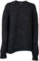 Celine Melange Wool Sweater