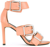Senso Tracey sandals - women - Synthetic Resin/Kid Leather - 35