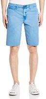 Original Paperbacks St. Barts Raw Edge Shorts