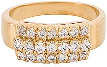 Vanessa Mooney Ginger Ring