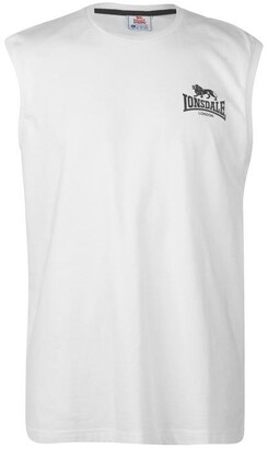 Lonsdale London Sleeveless Tee Mens