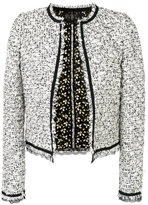 Giambattista Valli tweed boucle jacket