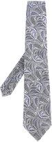 Etro floral pattern tie - men - Silk - One Size