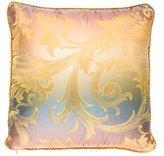 Versace Silk Throw Pillow