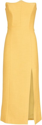 C/Meo Collective Beyond Control Strapless Dress