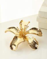 AERIN Lily Flower Objet
