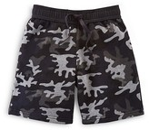 Ralph Lauren Boys' Camo Print Drawstring Shorts - Sizes 2-7
