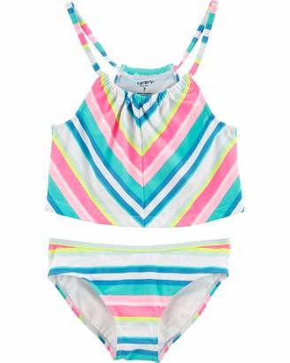 Carter's Girls' Little Two-Piece Swimsuit