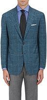 Kiton Men's Cashmere-Blend Two-Button Sportcoat