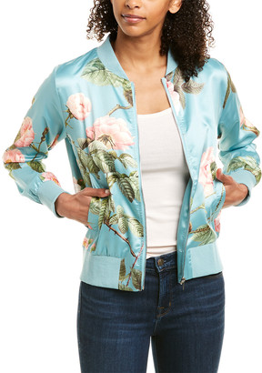 Charlie Holiday Paradiso Bomber Jacket