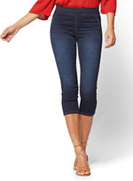 New York & Co. Pull-On Cropped Pant - Rinse