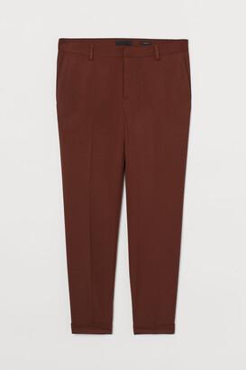 H&M Skinny Fit Suit Pants
