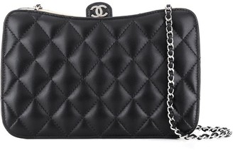 Chanel Pre Owned Quilted Shoulder Bag