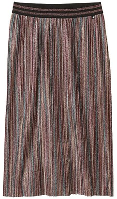 Molo Bailini Skirt (Little Kids/Big Kids) (Chocolate Truffle) Girl's Skirt
