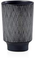 Torre & Tagus 902450A Bergen Weave Ceramic Tapered Vase