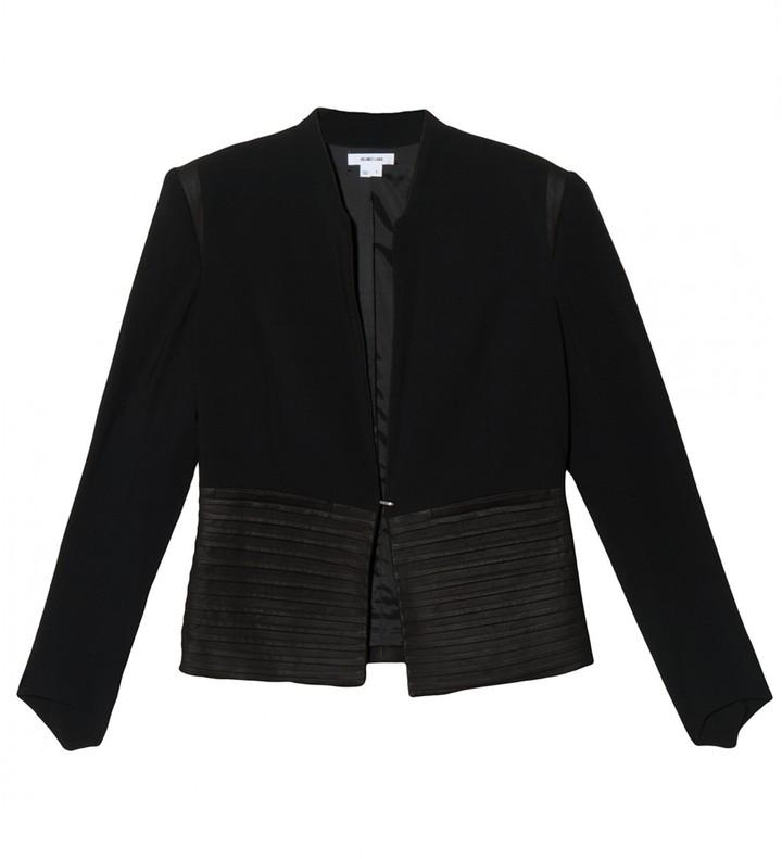 Helmut Lang Combo Wool Jacket