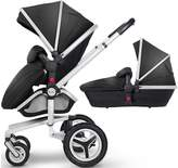 Silver Cross Surf 3 Chrome Pram and Pushchair
