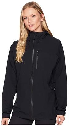 Mountain Hardwear Stretch Ozonictm Jacket (Black) Women's Coat