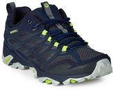 Merrell Moab FST Leather and Mesh Low Hiking Shoes