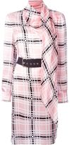 Ungaro belted dress - women - Silk - 42
