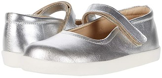 Old Soles Missy Shoe (Toddler/Little Kid) (Silver) Girl's Shoes