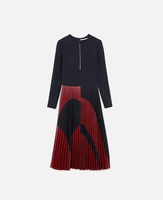 Stella McCartney Lottie Pleated Dress, Women's