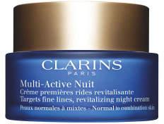 Clarins Multi-Active Night Cream - Normal to Combination Skin 50ml