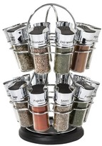 Olde Thompson Spice Rack - 20 Jars