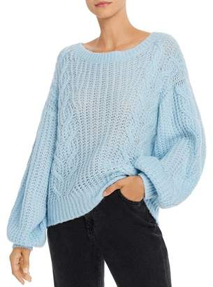 Joie Pravi Balloon-Sleeve Sweater
