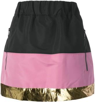 No.21 Colour Block Skirt